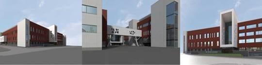 Nieuwbouw ziekenhuis Bornem