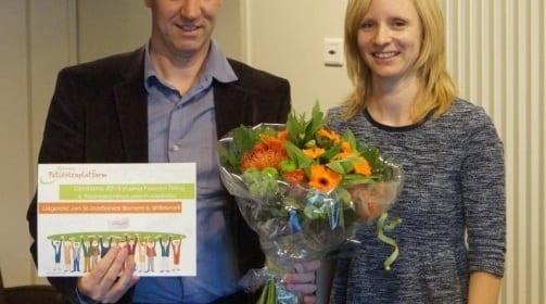 Sint-Jozefkliniek ontvangt oorkonde van Vlaams Patiëntenplatform